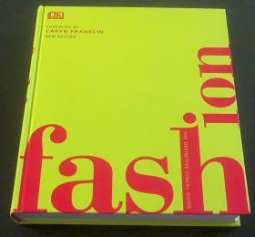 现货 塑造权威的视觉指南Fashion The Definitive Visual Guide 时尚演变历史  精装全彩插图大开本DK
