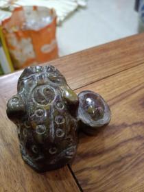 石貔貅(尺寸如图)
