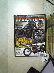 HEAVY DUTY ISSUE 162 重型问题162 大16开   08