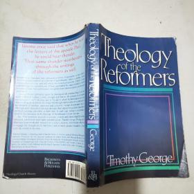 英文原版 Theology of the Reformers 24开