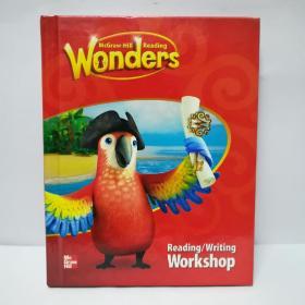 美国小学阅读写作教材 1·4 McGraw-Hill Reading Wonders - Read