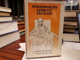 Wordsworth's Literary Criticism