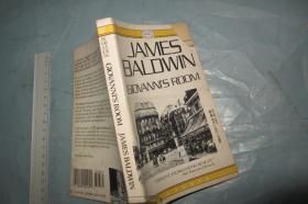 Giovanni's Room 【英文原版 乔凡尼的房间 James Baldwin著 36开品如图】