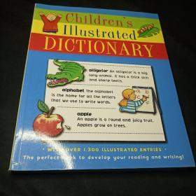 儿童图解词典 Children's Illustrated Dictionary