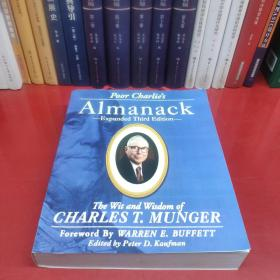 全新穷查理宝典 芒格的智慧 Poor Charlie's Almanack . The Wit and Wisdom of Charles T. Munger