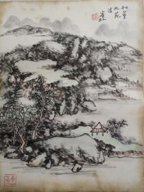 11.20黄宾虹精品山水