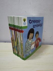 牛津阅读树(共35本合售)