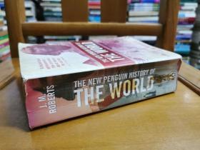 英文原版:THE NEW PENGUIN HISTORY OF THE WORLD