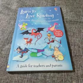 Learn  to Love Reading with The USBORNE reading programme