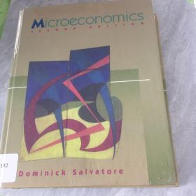 microeconomics second edition 馆藏 无笔迹 精装