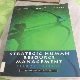 strategic human resource managemant 馆藏 无笔迹