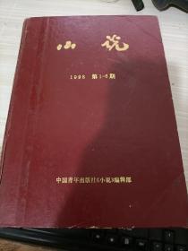 小说 1998第1-6期