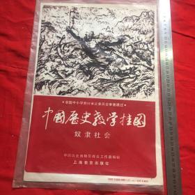中国历史教学挂图(奴隶社会 )全套