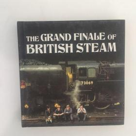 The Great Finale of British steam