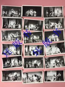 珍贵!同一批,约140张照片,越剧,戏剧戏曲演员,演出,剧照,非常好