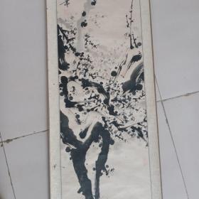 毛笔画(4卷)梨花