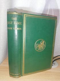 1864年   THE JEST BOOK   THE CHOICEST ANECDOTES AND SAYINGS