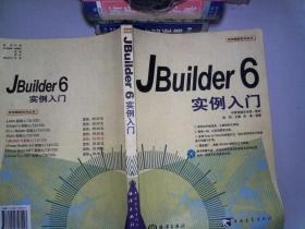 JBuilder 6实例入门