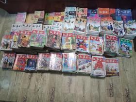 故事会2000年第2-12期(11本合售).