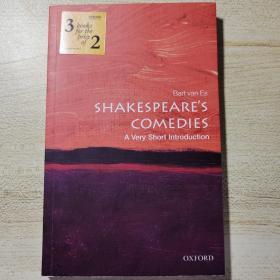 【原版牛津通识系列】Shakespeare's Comedies 莎士比亚喜剧