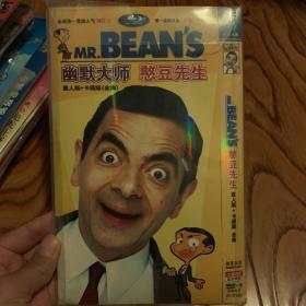 合集 憨豆先生 3碟 DVD碟类满30元包邮,联系改价