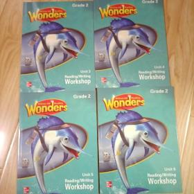 Wonders Reading/Writing Workshop, Grade 2(unit3-6)