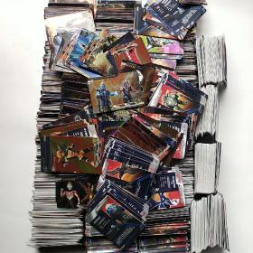 奥特曼卡片(3600张)