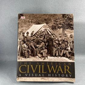 The American Civil War a visual history DK百科 美国内战