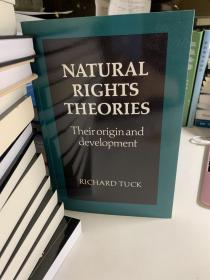 Natural Rights Theories: Their Origin and Development