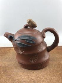 赔钱处理民国老茶壶B5932..