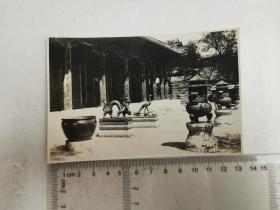 来自侵华日军北支派遣甲第1649部队联队在河北省保定,山西省一带相册,北京建筑