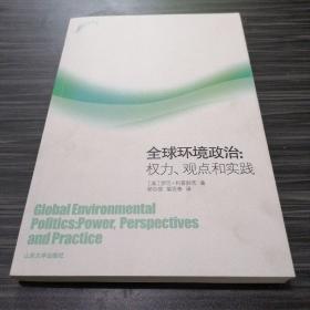 环境政治学译丛·全球环境政治:权力、观点和实践