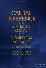 Counterfactuals and Causal Inference(2E)+Causal Inference For Statistics, Social, And Biomedical Sciences(因果推断经典)