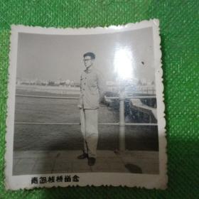 青岛栈桥老照片一张!