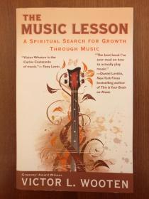 The Music Lesson: A Spiritual Search for Growth Through Music(现货,实拍书影)