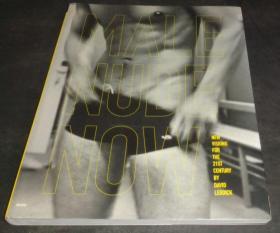 2手英文 Male Nude Now: New Visions 男人 xbd15
