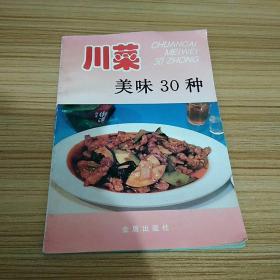 川菜美味30种