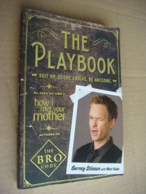 The Playbook (as seen on CBSS how i met your mother)  英文原版大32开