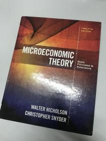 Microeconomics Theory Basic Principles and Extensions(12e)