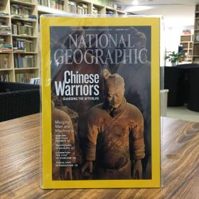 NATIONAL  GEOGRAPHIC 美国国家地理杂志 英文原版 JANUARY 2010