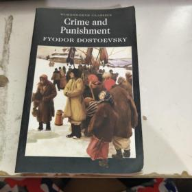 Crime and Punishment:With selected excerpts from the Notebooks for Crime and Punishment【看图】