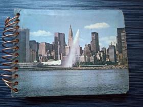 老影集一册--32开-风景照