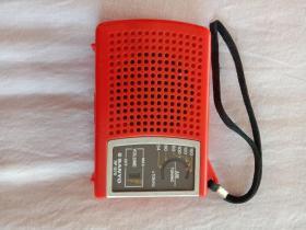 三洋小收音机