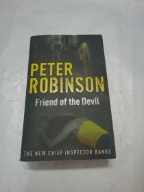PETER  ROBINSON  Friend of the devil 魔鬼的朋友