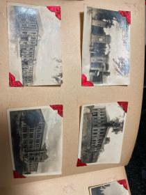 国立东北大学照片10张合售,相纸略薄,包真包老,