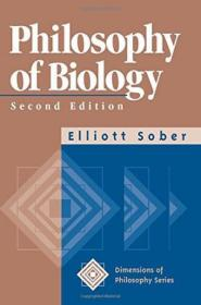 Philosophy Of Biology, 2nd Edition