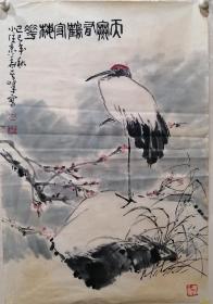 孙其峰花鸟画软片,包手绘。