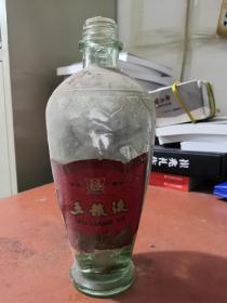 五粮液酒瓶一个(稀少)