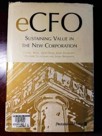 eCFO  SUSTAINING VALUE IN THE NEW CORPORATION    CEDRIC READ等著,英语原版书