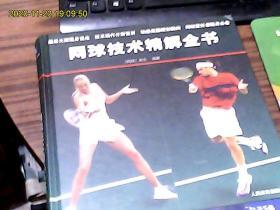 网球技术精解全书【精装】